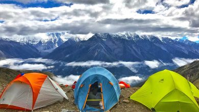 تصویر همه چیز در مورد انتخاب و خرید چادر مسافرتی یا کوهنوردی