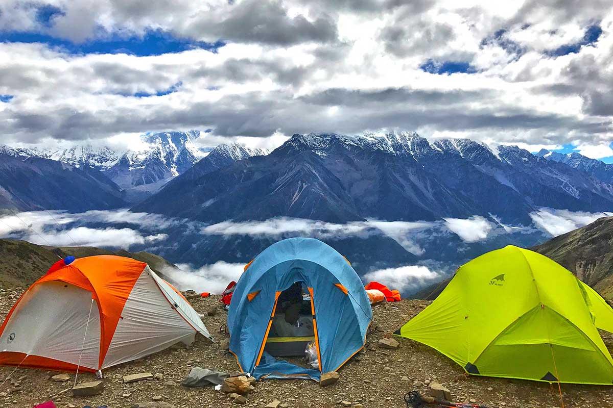 همه چیز در مورد انتخاب و خرید چادر مسافرتی یا کوهنوردی