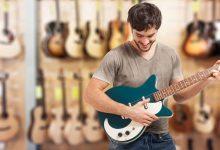 تصویر ۱۶ مدل گیتار الکتریک محبوب و باکیفیت برای افراد مبتدی تا حرفهای