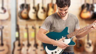 راهنمای انتخاب و خرید گیتار الکتریک