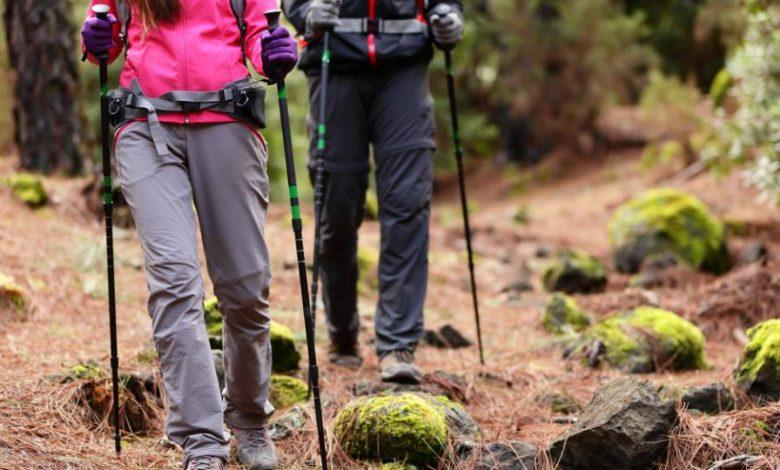 راهنمای خرید بهترین عصای کوهنوردی