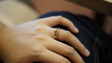 تصویر ۲۱ مدل انگشتر طلا مناسب هدیه با قیمت روز و خرید اینترنتی