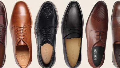 چگونه یک کفش چرم مردانه مناسب خریداری کنیم؟