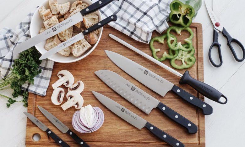 هنگام خرید سرویس چاقوی آشپزخانه چه نکاتی را باید رعایت کنیم؟