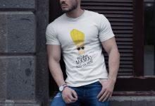 تصویر ۲۲ مدل تی شرت مردانه شیک و جذاب با قیمت روز و خرید اینترنتی