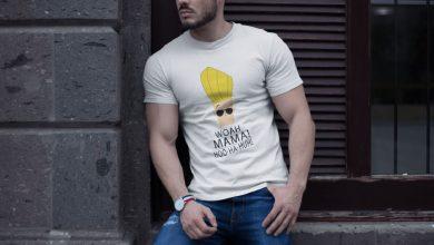 Photo of ۲۲ مدل تی شرت مردانه شیک و جذاب با قیمت روز و خرید اینترنتی