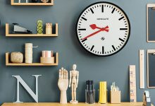 تصویر راهنمای خرید و معرفی ۲۳ مدل ساعت دیواری زیبا و جذاب با قیمت روز