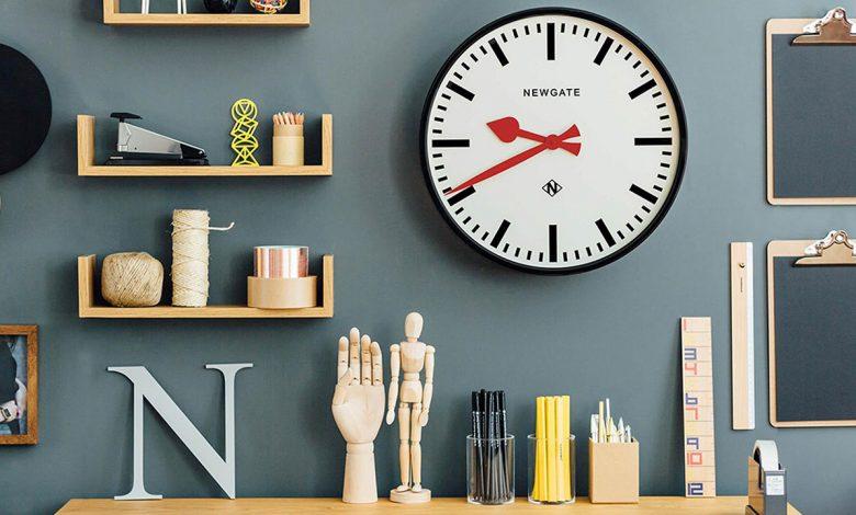 معرفی انواع ساعت دیواری با عکس مدلهای ساعت دیواری جدید برای خانه یا محل کار شما