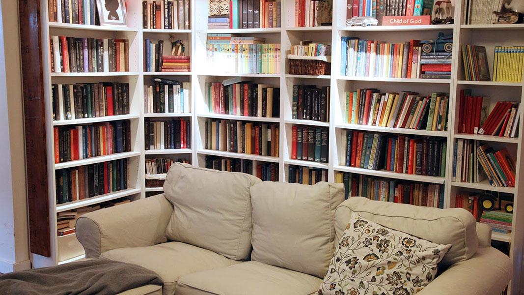 راهنمای خرید کتابخانه زیبا و شیک