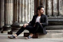 تصویر ۲۱ مدل صندل مردانه شیک و جذاب با قیمت روز و خرید اینترنتی