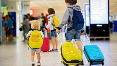 تصویر ۲۳ مدل چمدان کودک جادار و زیبا به همراه قیمت روز و خرید اینترنتی