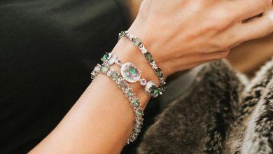 تصویر ۲۲ مدل دستبند نقره مناسب هدیه با قیمت روز و خرید اینترنتی