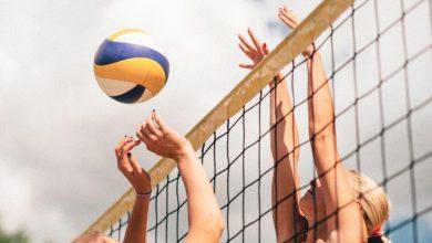 تصویر ۲۳ مدل توپ والیبال استاندارد و برتر با قیمت روز و خرید اینترنتی