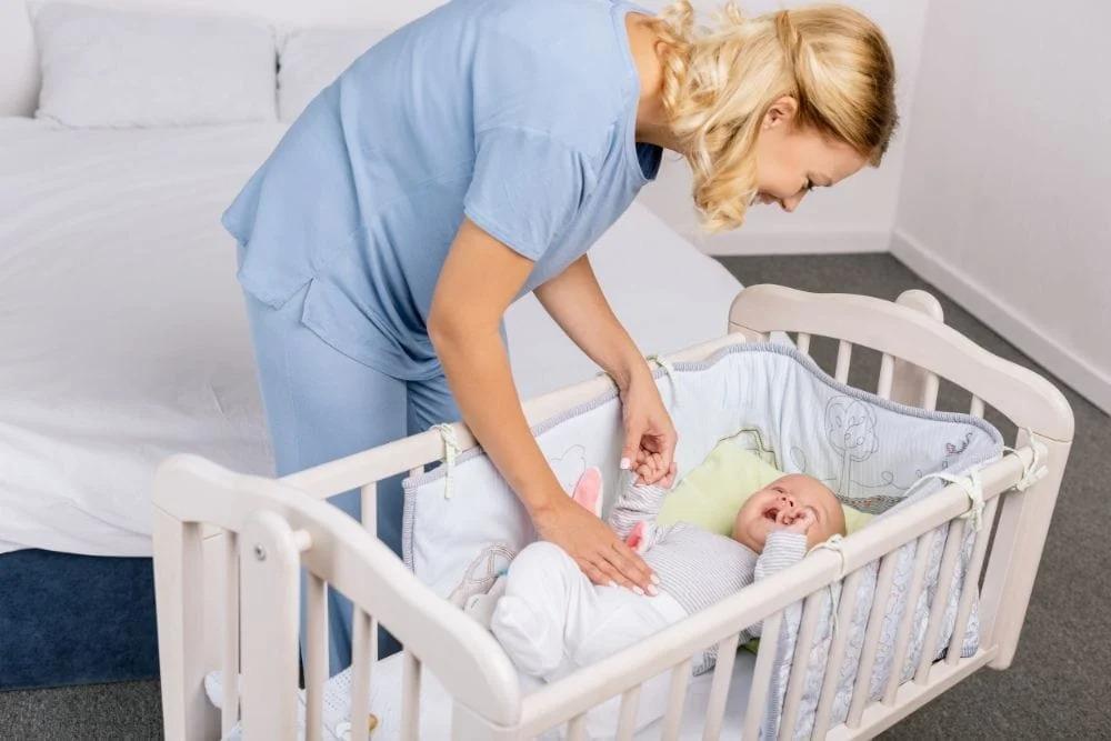 خرید گهواره کودک و نوزاد