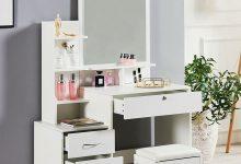 تصویر ۱۳ مدل میز آرایش مدرن و شیک با قیمت روز و خرید اینترنتی