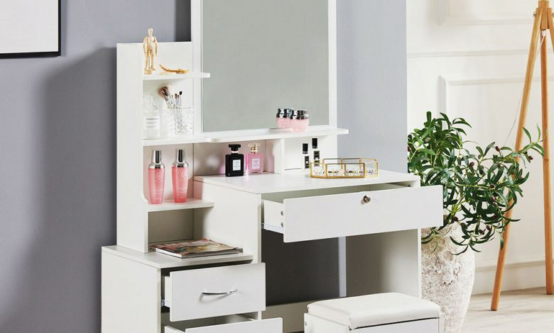 راهنمای خرید میز آرایش