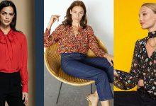 تصویر ۲۴ مدل بلوز زنانه شیک و زیبا با قیمت روز و خرید اینترنتی
