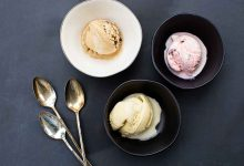 راهنمای خرید ظرف بستنی خوری
