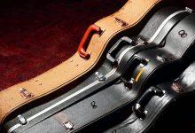 تصویر ۷ مدل هارد کیس گیتار شیک و محکم با قیمت روز و خرید اینترنتی