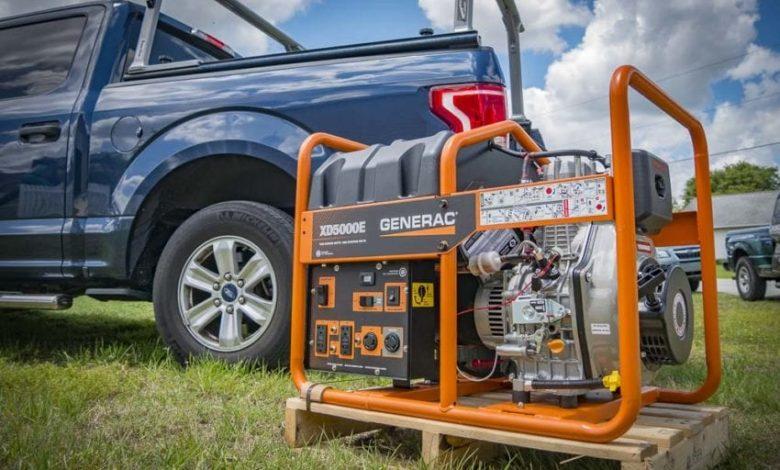 راهنمای خرید موتور برق بنزینی