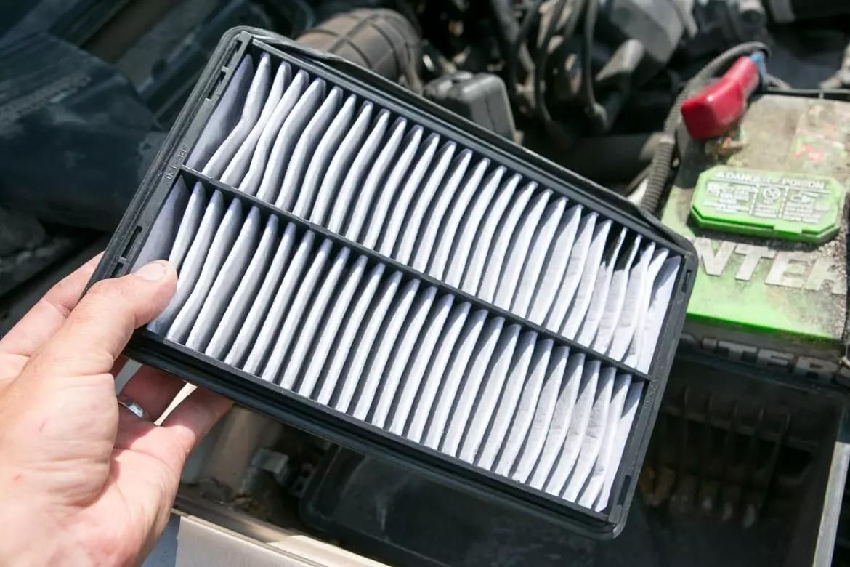 فیلتر هوا خودرو