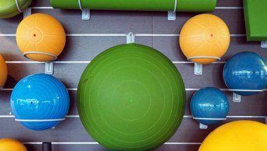 تصویر توپ بدنسازی: معرفی بهترین توپهای تناسب اندام با خرید اینترنتی