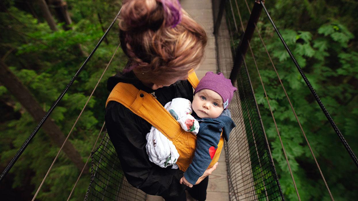 راهنمای خرید آغوشی نوزاد