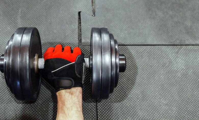 راهنمای خرید دستکش بدنسازی
