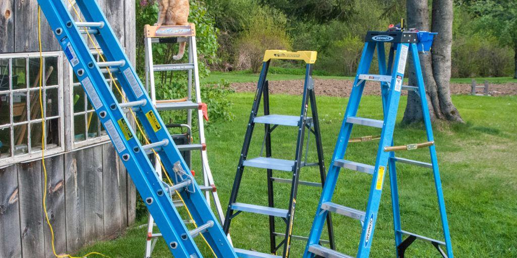 راهنمای خرید نردبان