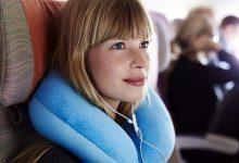 تصویر بالش سفری: معرفی بهترین و راحتترین مدلها با خرید اینترنتی