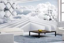 تصویر پوستر سه بعدی: معرفی بهترین دیوارپوشهای ۳D با خرید اینترنتی