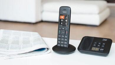 تصویر تلفن بی سیم: معرفی بهترین گوشیهای تلفن بی سیم با خرید اینترنتی