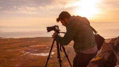 تصویر سه پایه دوربین: بهترین سه پایههای دوربین با خرید اینترنتی