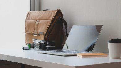 تصویر کیف لپ تاپ: بهترین کیفهای حمل لپ تاپ با خرید اینترنتی