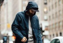راهنمای خرید بارانی مردانه
