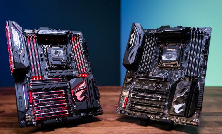راهنمای خرید انواع مادربرد کامپیوتر