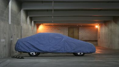 تصویر چادر خودرو: معرفی بهترین روکشهای خودرو با خرید اینترنتی