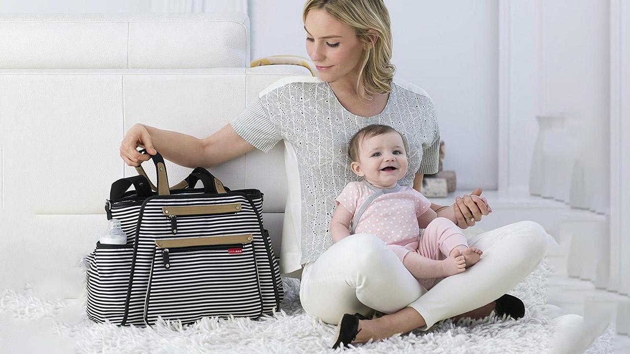 ساک لوازم کودک: معرفی بهترین مدلهای ساک نوزاد با خرید اینترنتی - مینینیم