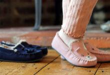 تصویر کفش دخترانه: معرفی بهترین کفش های دخترانه با خرید اینترنتی