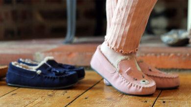 راهنمای خرید کفش دخترانه