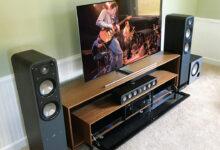 تصویر سینمای خانگی: بهترین سیستم های صوتی و تصویری خانگی با خرید اینترنتی