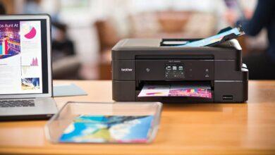 تصویر پرینتر جوهرافشان: بهترین چاپگرهای جوهرافشان با خرید اینترنتی