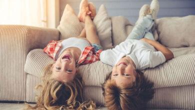 تصویر مبل کودک: بهترین مدلهای کاناپه کودک با خرید اینترنتی