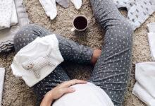 تصویر شلوار بارداری: معرفی بهترین شلوارهای حاملگی با خرید اینترنتی
