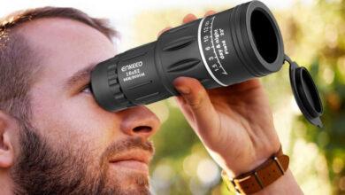 تصویر دوربین تک چشمی: بهترین دوربینهای تک چشمی با خرید اینترنتی