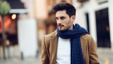 تصویر شال گردن: بهترین مدلهای شال گردن شیک و گرم با خرید اینترنتی