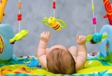 تصویر آویز تخت کودک: بهترین لوازم تخت کودک با خرید اینترنتی