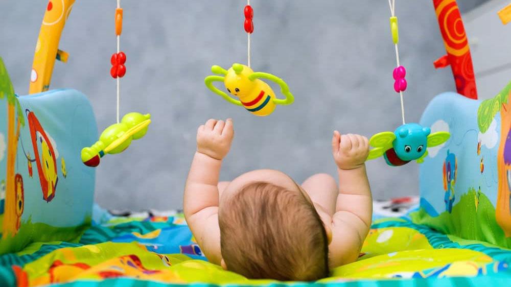 راهنمای خرید آویز تخت کودک