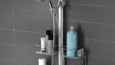 راهنمای خرید قفسه حمام