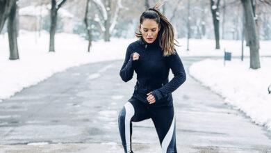 تصویر شلوار ورزشی زنانه: بهترین شلوارهای ورزشی خانمها با خرید اینترنتی